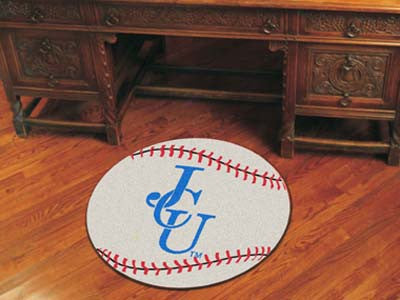 The JCU Blue Streaks Baseball Mat - Fan Mats 1555