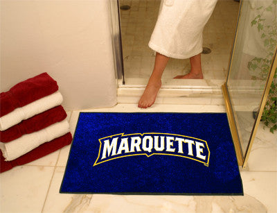 The Marquette Golden Eagles All Star Mat - Fan Mats 1607