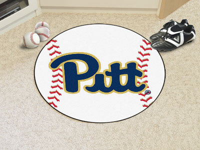 The Pitt Panthers Baseball Mat - Fan Mats 1717
