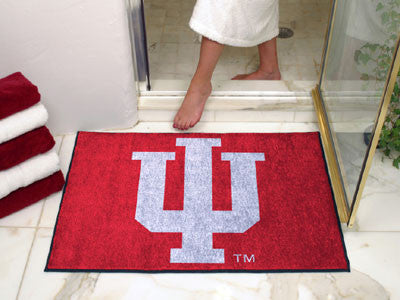 The IU Hoosiers All Star Mat - Fan Mats 1817