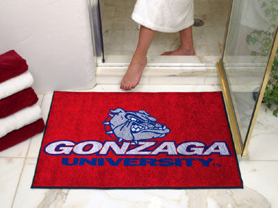 The Gonzaga Bulldogs All Star Mat - Fan Mats 1946