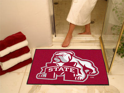 The MSU Bulldogs All Star Mat - Fan Mats 2091