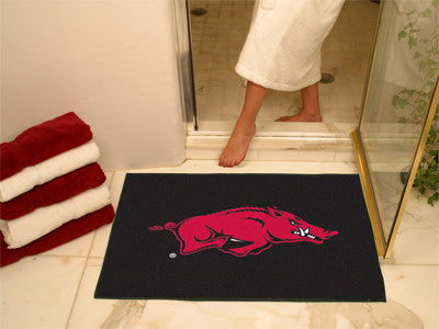 The Arkansas Razorbacks All Star Mat - Fan Mats 2127