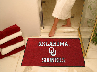The OU Sooners All Star Mat - Fan Mats 2390