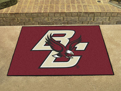 The BC Eagles All Star Mat - Fan Mats 2660