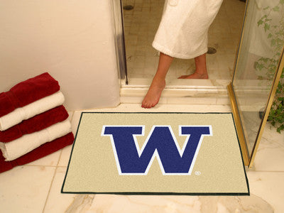 The UW Huskies All Star Mat - Fan Mats 2687