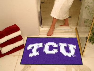 The TCU Horned Frogs All Star Mat - Fan Mats 2714