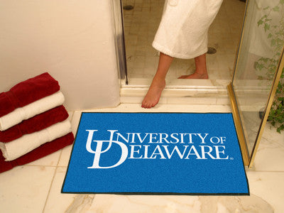 The UD Fightin' Blue Hens All Star Mat - Fan Mats 2851