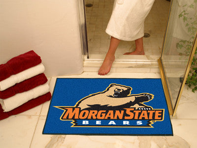 The MSU Bears All Star Mat - Fan Mats 2856