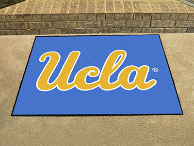 California - Los Angeles (UCLA) Bruins All Star Mat - FanMats 2964 UCLA Interior Door Mats