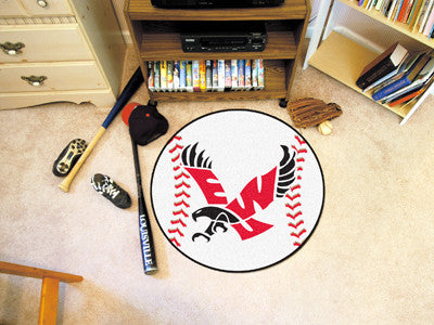 The EWU Eagles Baseball Mat - Fan Mats 2999