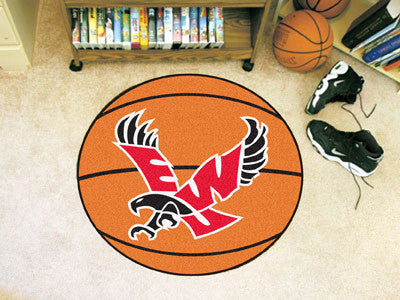 The Eastern Washington Eagles Basketball Mat - FanMats 3004