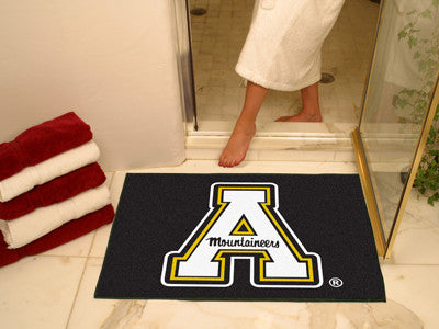 The ASU Mountaineers All Star Mat - Fan Mats 3200