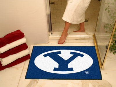 The BYU Cougars All Star Mat - Fan Mats 3273