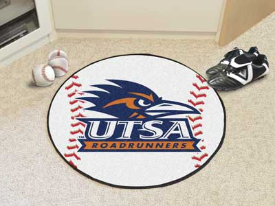 The UTSA Roadrunners Baseball Mat - Fan Mats 3502