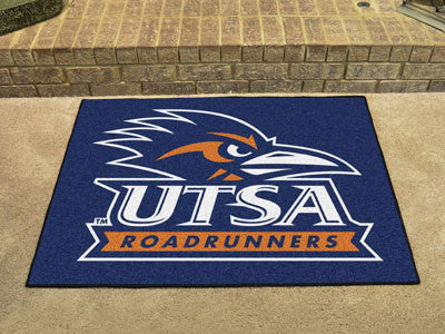 The UTSA Roadrunners All Star Mat - Fan Mats 3507