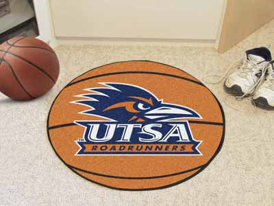 The Texas San Antonio Roadrunners Basketball Mat - FanMats 3508