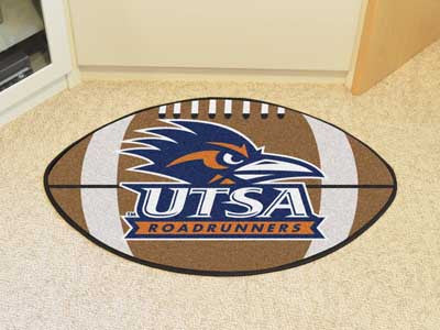 The UTSA Roadrunners Football Mat - FanMats 3510