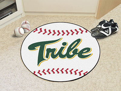 The William & Mary Tribe Baseball Mat - Fan Mats 3520