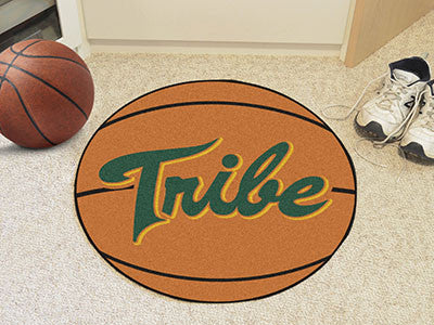 The William & Mary Tribe Basketball Mat - FanMats 3526