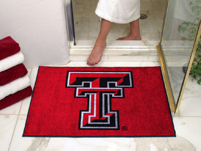 The TTU Red Raiders All Star Mat - Fan Mats 3561