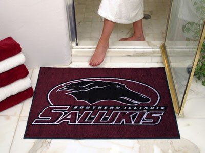 The SIU Salukis All Star Mat - Fan Mats 3586