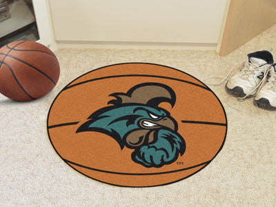 The Coastal Carolina Chanticleers Basketball Mat - FanMats 3693