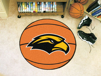 The Southern Mississippi Golden Eagles Basketball Mat - FanMats 3729
