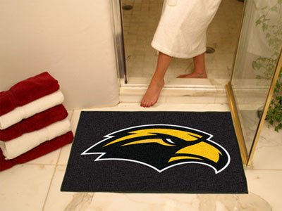 The Southern Miss Golden Eagles All Star Mat - Fan Mats 3734