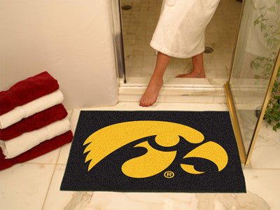The Iowa Hawkeyes All Star Mat - Fan Mats 3896