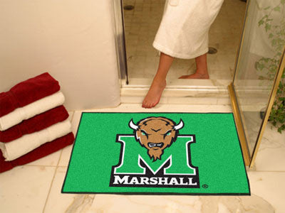 The Marshall  Thundering Herd All Star Mat - Fan Mats 3914