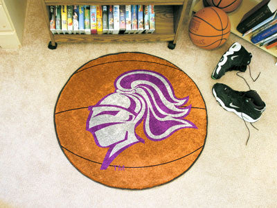 The The Holy Cross Crusaders Basketball Mat - FanMats 4017