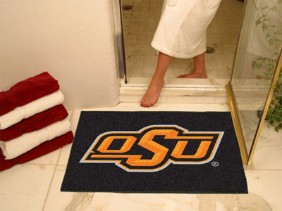 The OSU Cowboys All Star Mat - Fan Mats 4133