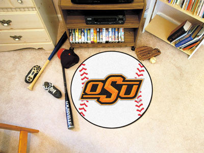 The OSU Cowboys Baseball Mat - Fan Mats 4134