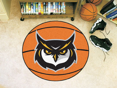 The Kennesaw State  Owls Basketball Mat - FanMats 4143