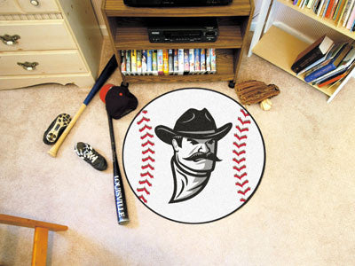 The NMSU Aggies Baseball Mat - Fan Mats 4222