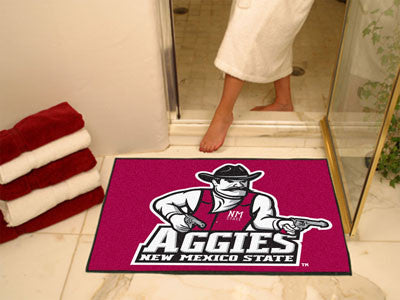 The NMSU Aggies All Star Mat - Fan Mats 4223