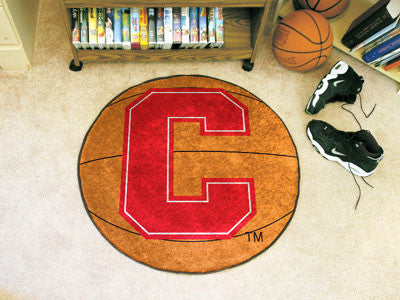 The Cornell Bears Basketball Mat - FanMats 4476
