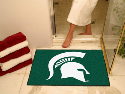 The MSU Spartans All Star Mat - Fan Mats 4532