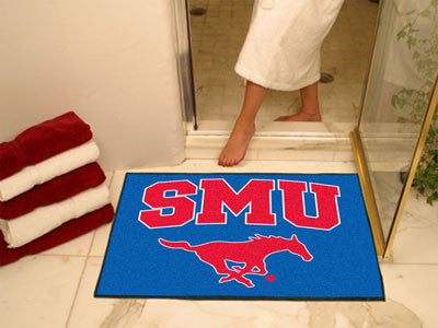 The SMU Mustangs All Star Mat - Fan Mats 4577