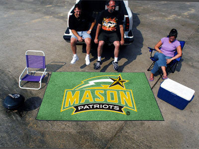 The George Mason  Patriots Ulti-Mat Tailgating Rug - FanMats 4702