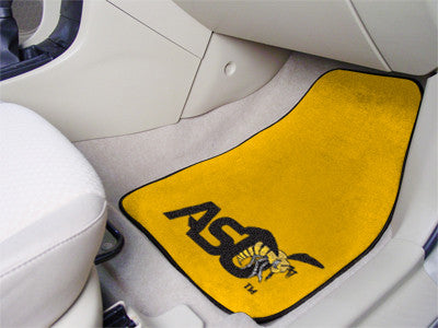 2-pc Carpet Car Mats - Alabama State University