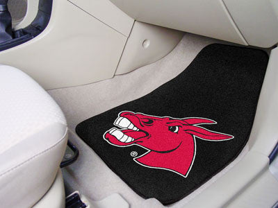 The UCM Mules 2 Piece Carpeted University of Central Missouri Car Floor Mat Set - FanMats 5208