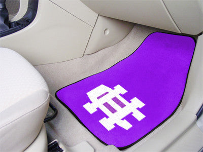 The Holy Cross Crusaders 2 Piece Carpeted College of the Holy Cross Car Floor Mat Set - FanMats 5249