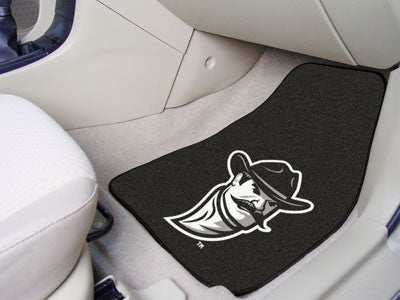 The NMSU Aggies 2 Piece Carpeted New Mexico State University Car Floor Mat Set - FanMats 5281