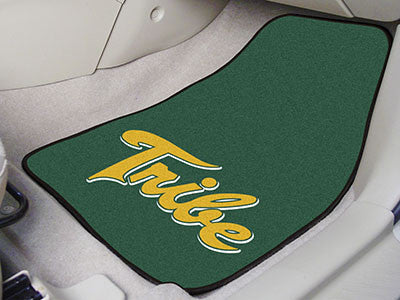 The William & Mary Tribe 2 Piece Carpeted College of William & Mary Car Floor Mat Set - FanMats 5517