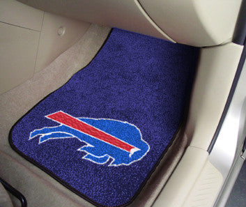 Buffalo Bills Carpet Car Floor Mat Set - FanMats 5682