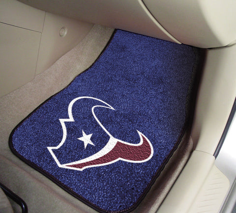 Houston Texans Carpet Car Floor Mat Set - FanMats 5731