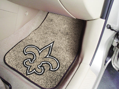 New Orleans Saints Carpet Car Floor Mat Set - FanMats 5768
