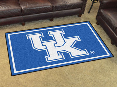 UK Wildcats 4' x 6' Area Rug - FanMats 6287
